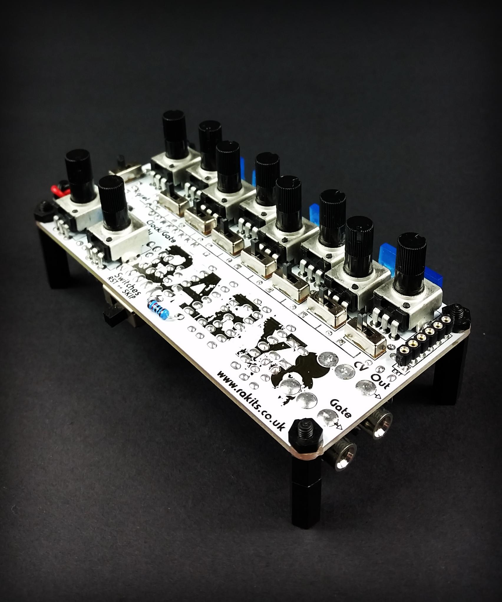 Baby8 Sequencer Kit V3