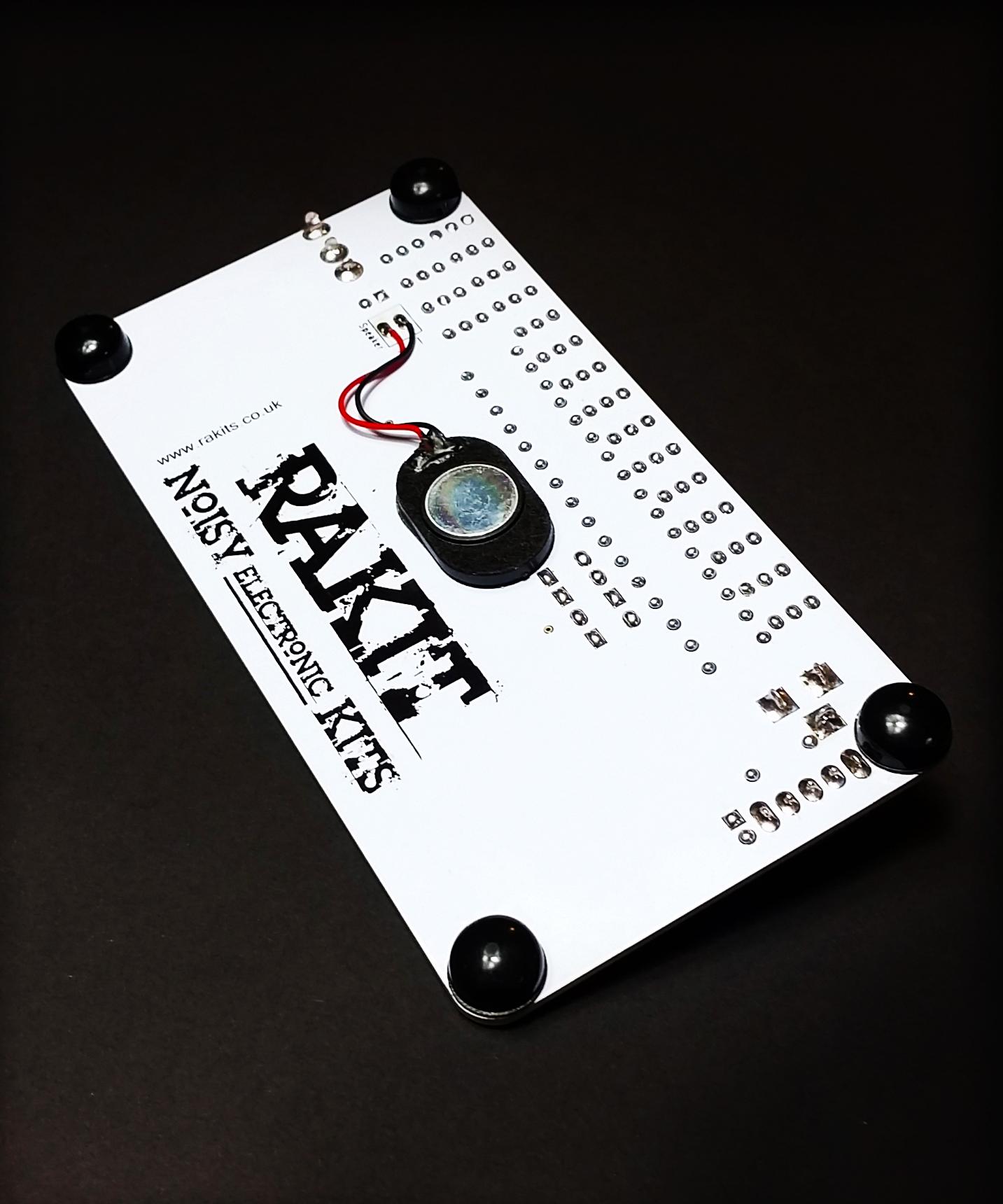 Disintegrated Cracklebox Kit Rakit Electronic Circuit Kits For Adults Uk